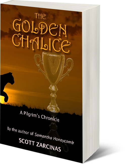 The Golden Chalice by Scott Zarcinas