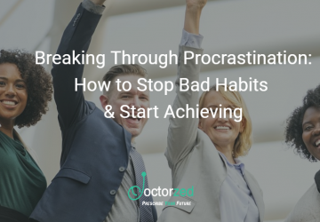 Break Through Procrastination