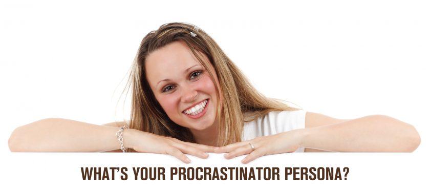 What's Your Procrastination Persona?
