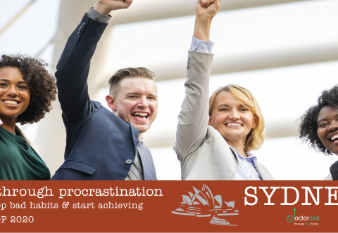 Breaking Through Procrastination | Sydney