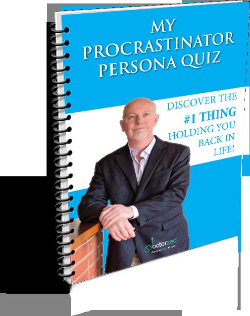 Take the Procrastinator Persona Quiz!