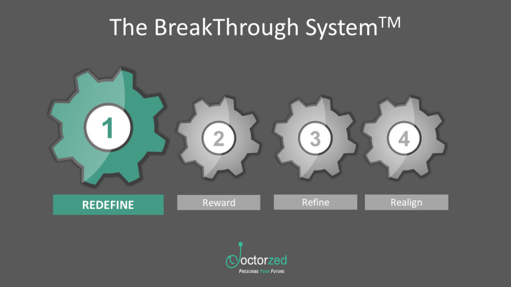 BreakThrough System-Step 1
