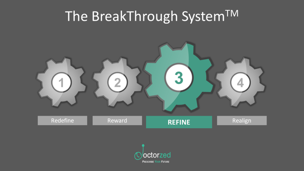 BreakThrough System-Step 3
