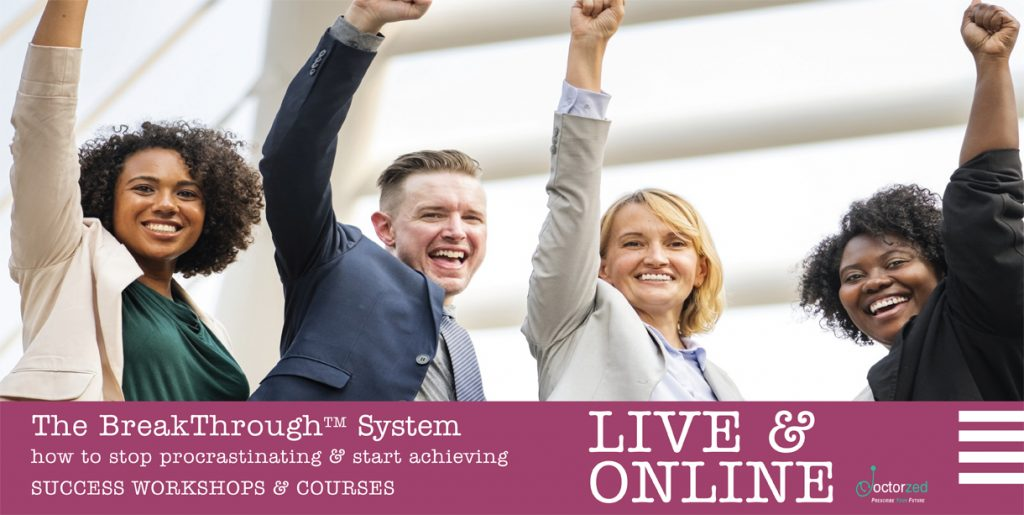 The BreakThrough System Live and Online Events