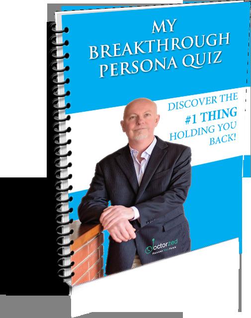 My BreakThrough Persona Quiz