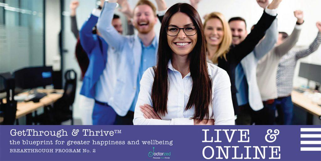 GetThrough & Thrive