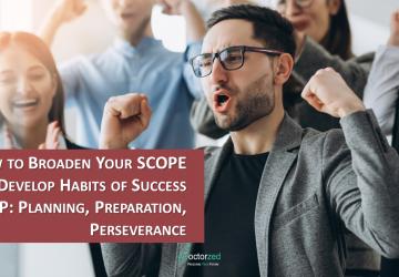 4 - Planning, Preparation, Perseverance